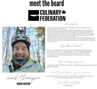 Meet National Board Advisor, Mark Thompson