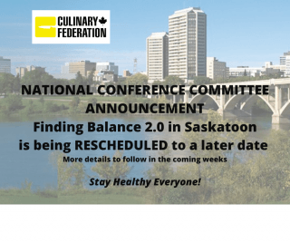 National Conference Rescheduled