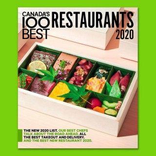 Canada's 100 Best Restaurants