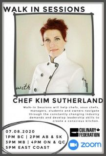 Walk-In Sessions - Kim Sutherland