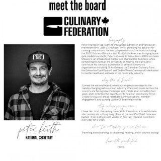 Meet the Board - National Secretary