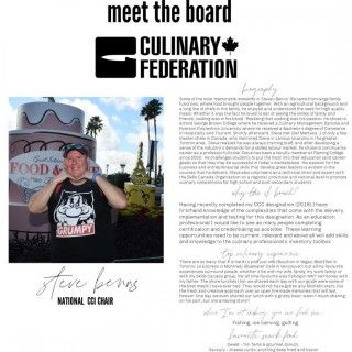 Meet the Board - National CCI Chair