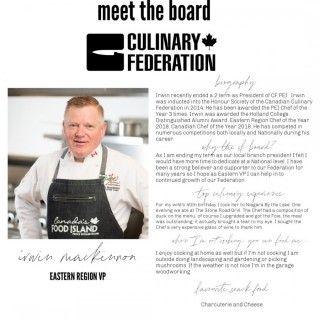Meet the Board - Eastern Region VP