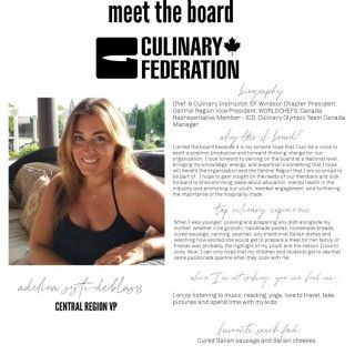 Meet the Board - Central Region VP