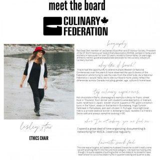 Meet the Board - Ethics Chair