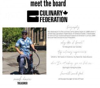 Meet the Board - Treasurer