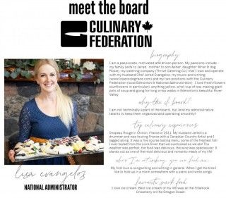 Meet the Board - National Administrator