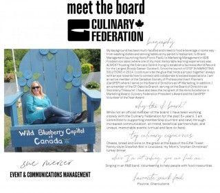 Meet the Board - Event & Communications Management