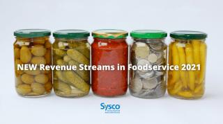 New Revenue Streams 2021